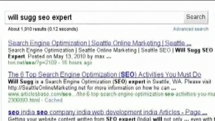 Making SEO fun…..